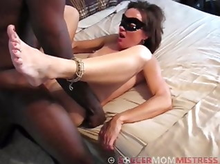 interracial amateur creampie