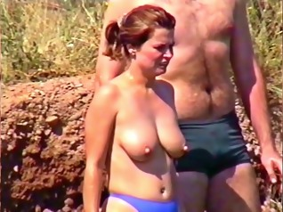 nipples beach big tits