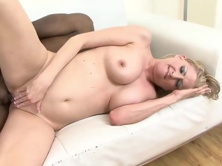 interracial blonde hd