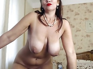 stockings webcam mature