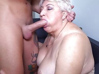 mature blowjob bbw
