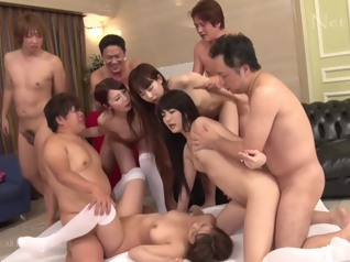group sex asian big ass